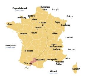 Ranskan Kartta Telma