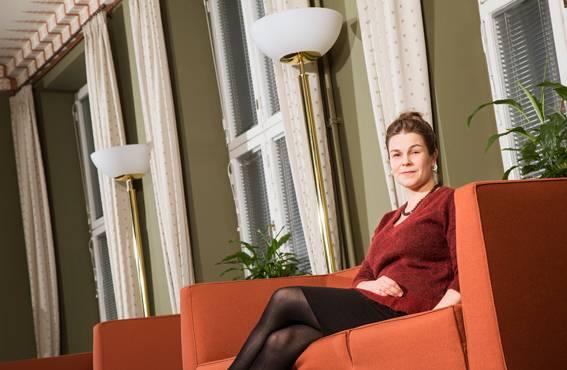 Henkilöstöjohtaja Sari Lempiäinen
