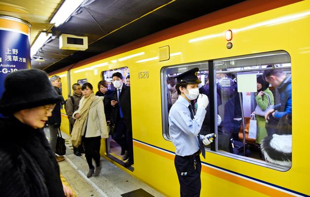 Japanissa yhdistetään perinteitä ja uusia ideoita.