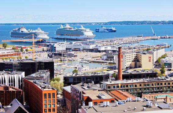 Viime vuonna Tallinnan satamien kautta tuli maahan ennätykselliset 10,6 miljoonaa matkustajaa.