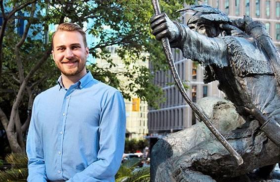 Ryan Williamsilla on suomalaiset juuret, joista hän on ylpeä.