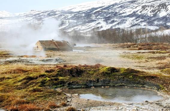 Islanti on energiaomavarainen