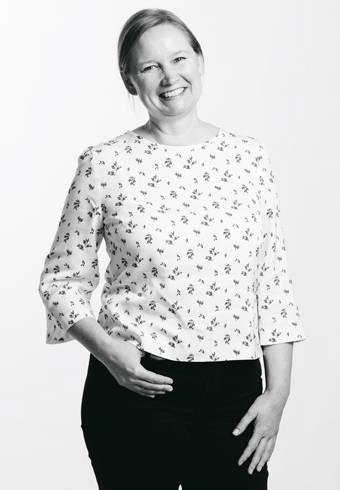 Anne Isoniemi, psykiatrinen sairaanhoitaja, Työterveys Helsinki