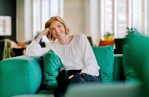 Lyytin joustot työn ja yksityiselämän yhteensovittamisessa painoivat aikanaan vaakakupissa, kun Susanna Joki työllistyi Lyytille.