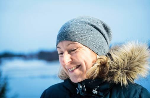 Anniina Mursun henkireikä on liikunta ulkoilmassa. Hänestä omasta hyvinvoinnista huolehtiminen on omaishoitajalle elintärkeää. Myös parisuhteesta on pidettävä huolta, sillä keskinäinen rakkaus kodissa välittyy lapsiin, kantaa arjessa ja auttaa jaksamaan.